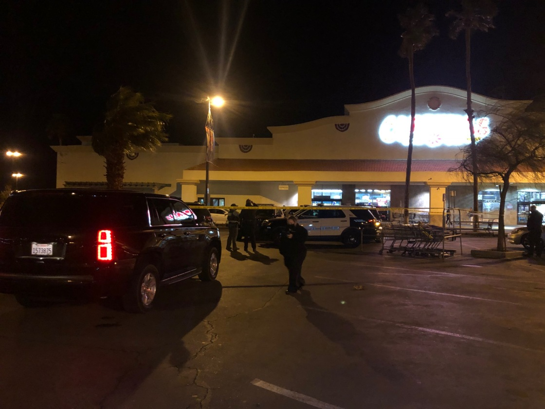 Man dies in police custody in Indio