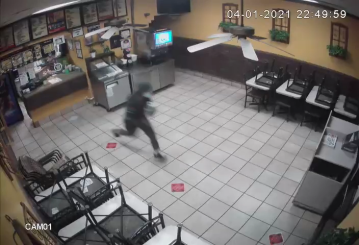 Caught on Camera: Tip Jar Stolen from Palm Desert Restaurant