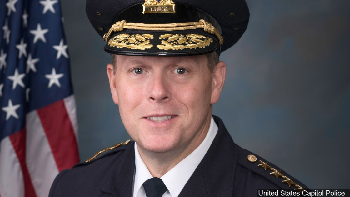 U.S. Capitol Police Chief to Resign