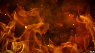 Fire Damages Cabazon Mobile Home