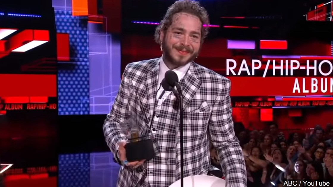 Post Malone is donating 10,000 of his sold out Crocs to frontline workers