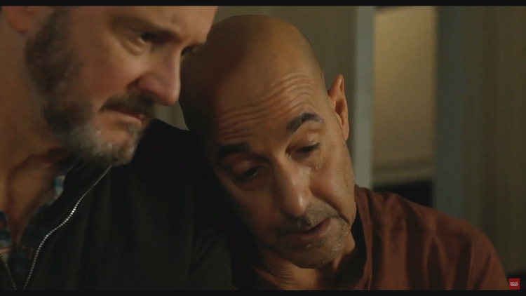 """Stanley Tucci and Director Harry Macqueen Reveals Heart of """"Supernova"""""""