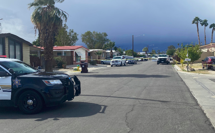 Sheriff's Deputies Investigate Fatal Shooting in Thousand Palms