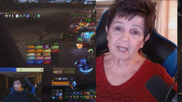 78-year-old Grandma Becomes Popular Video Game Streamer on Twitch
