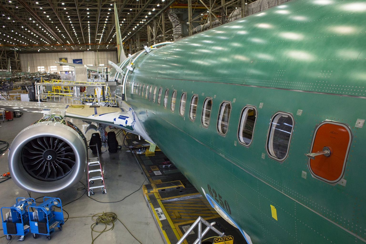 Boeing Agrees to Pay $2.5 Billion to Settle Charges Related to 737 Max