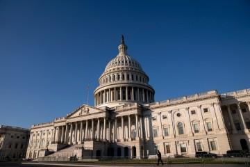 Senate votes to override Trump's veto on defense bill