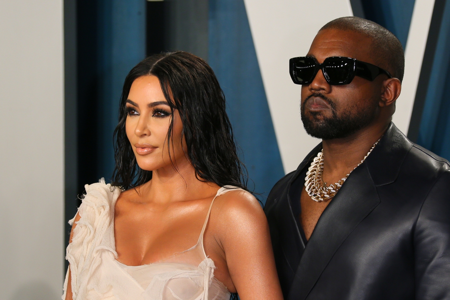 Report: Kim Kardashian files for divorce from Kanye West