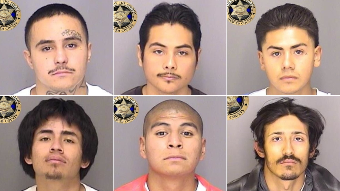 Manhunt Underway for Six Inmates who Escaped a Merced County Jail Using Homemade Rope