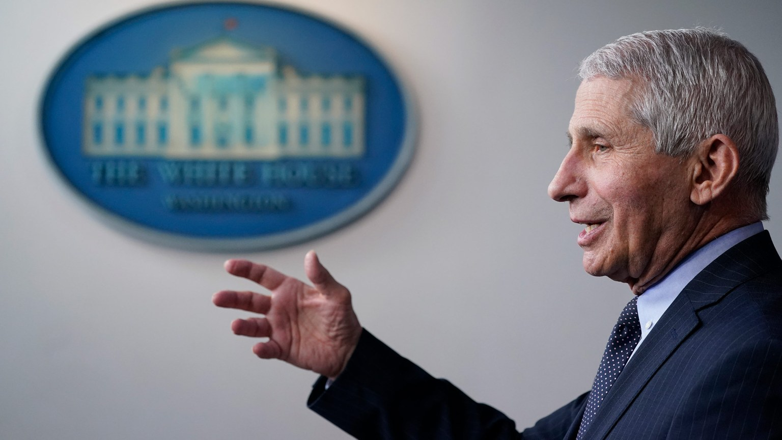 Fauci: 70% to 85% of Americans need to be fully vaccinated for a return to normal