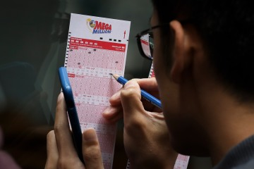 Mega Millions jackpot is almost half a billion dollars, 8th largest in history