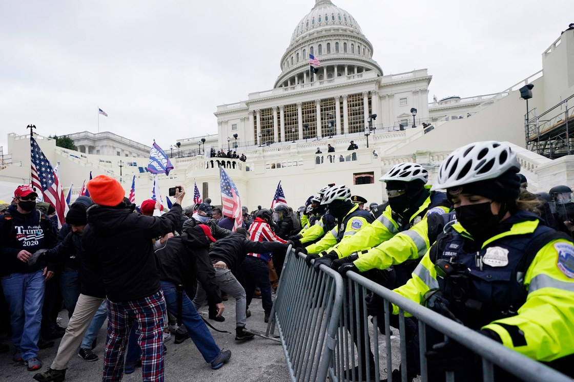 Four Reported Dead Following US Capitol Protests
