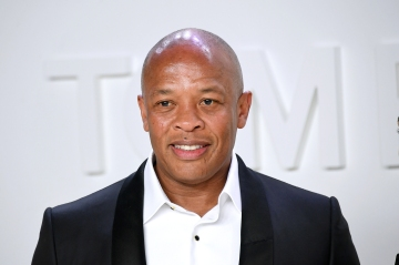 Dr. Dre's Home Targeted While Hospitalized with Possible Brain Aneurysm
