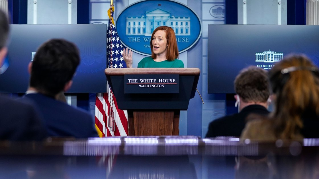 ASL interpreter to appear at all White House press briefings