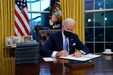 President Biden Issues 15 Executive Actions, Two Agency Action