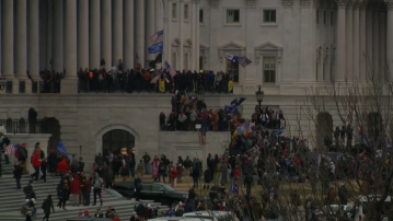 Updates Following Protests at the Nation's Capitol
