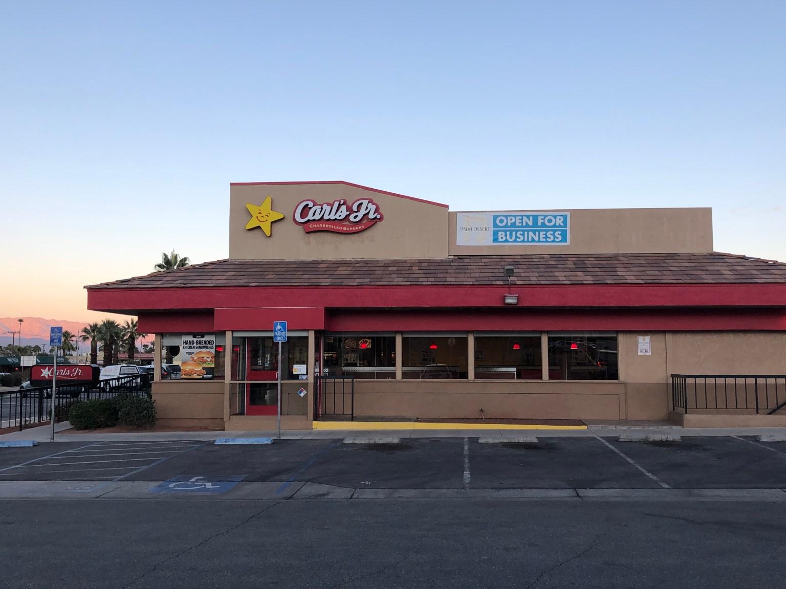 Palm Desert to consider allowing drive-through restaurants near HWY 111