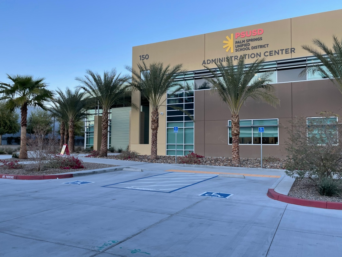 Pre-K through 2nd grade in Palm Springs returns to classrooms Monday