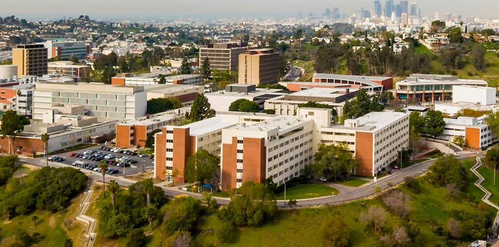 Newsom, Biden Administration Announce COVID-19 Vaccine Site at Cal State LA