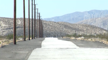Remains of missing North Palm Springs woman found in empty desert near DHS