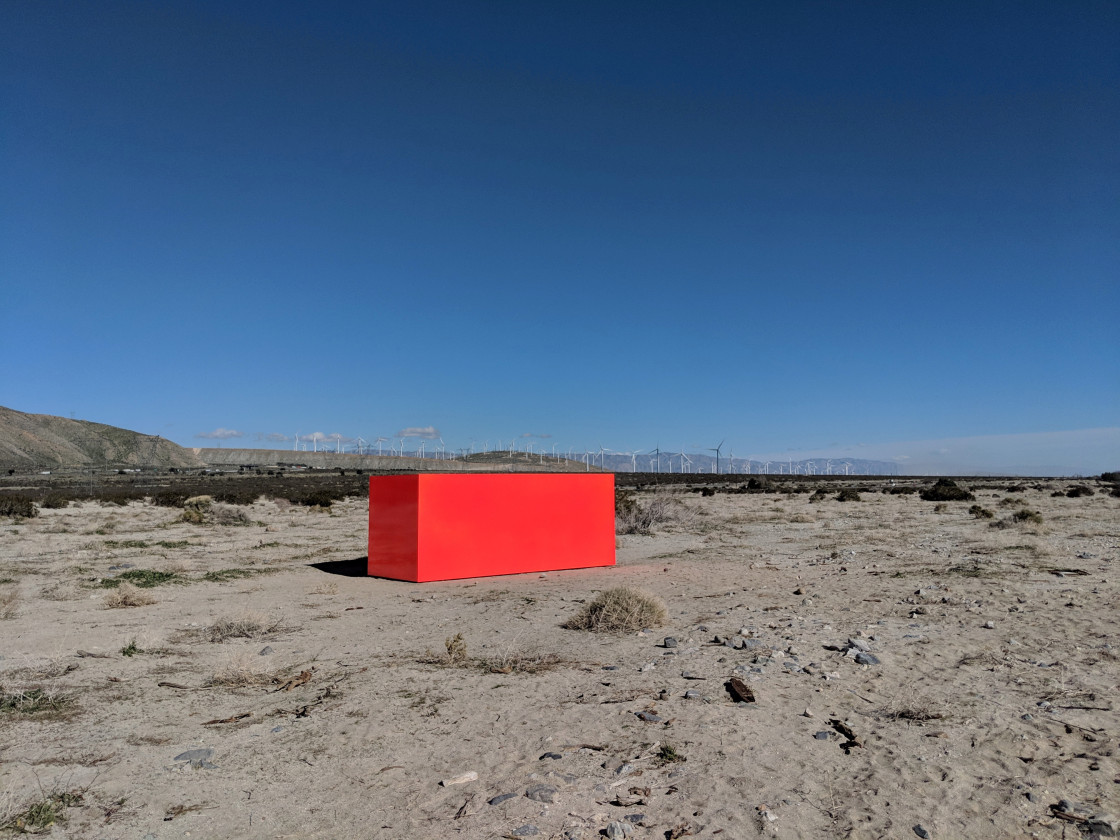 Artists announced for 2021 Desert X Art exhibit