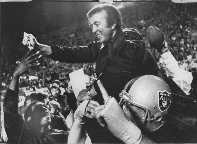 Why Tom Flores Deserves to be in the Hall of Fame: In His Own Words