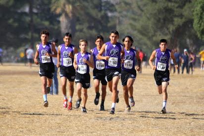 High School Sports are Back: Shadow Hills vs. Indio Cross Country Meet on Friday, Feb. 12th