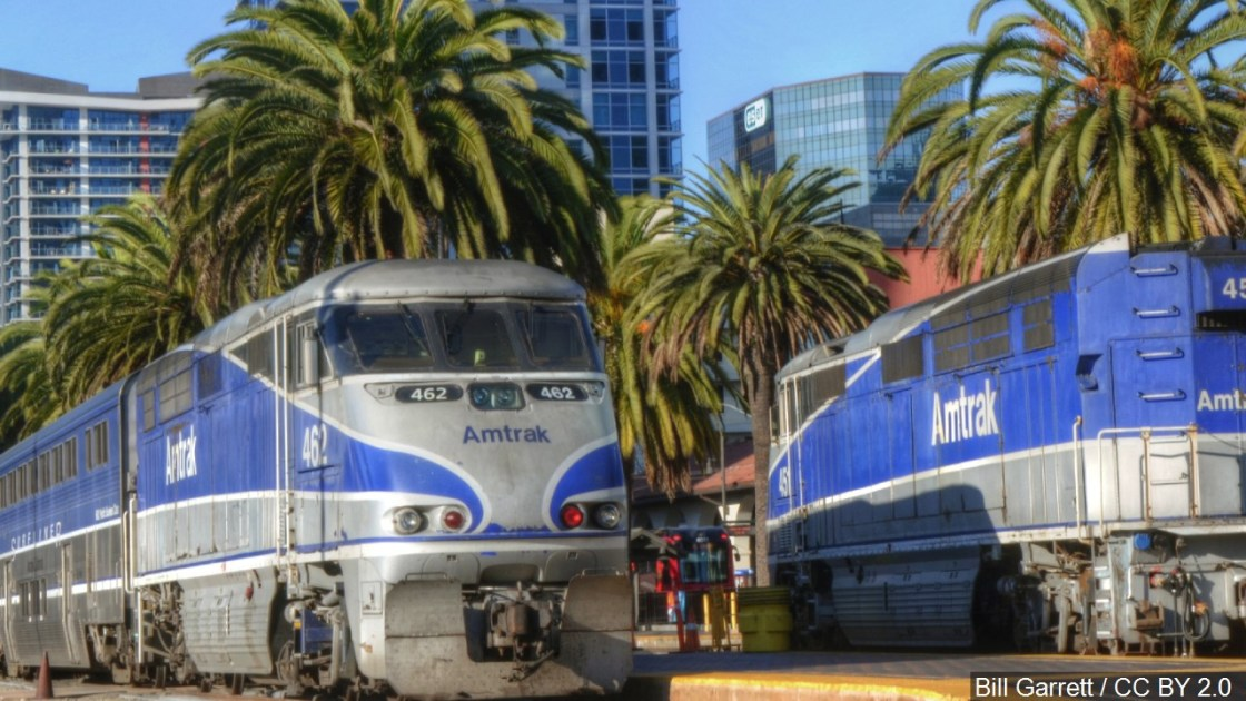 Indian Wells Resident to Lead Board That Manages Amtrak's Pacific Surfliner