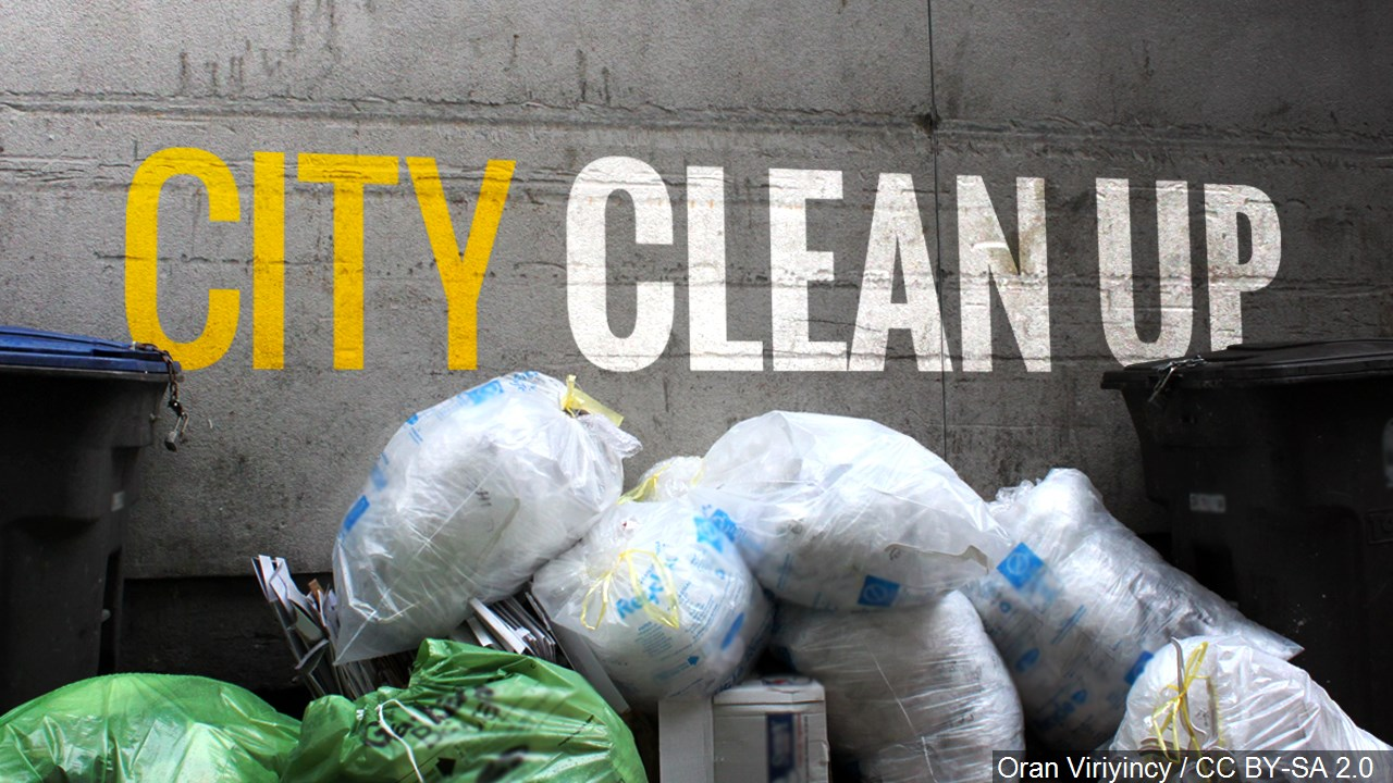 Community Clean-up to Accept Free Bulky Waste on Saturday Near Sky Valley