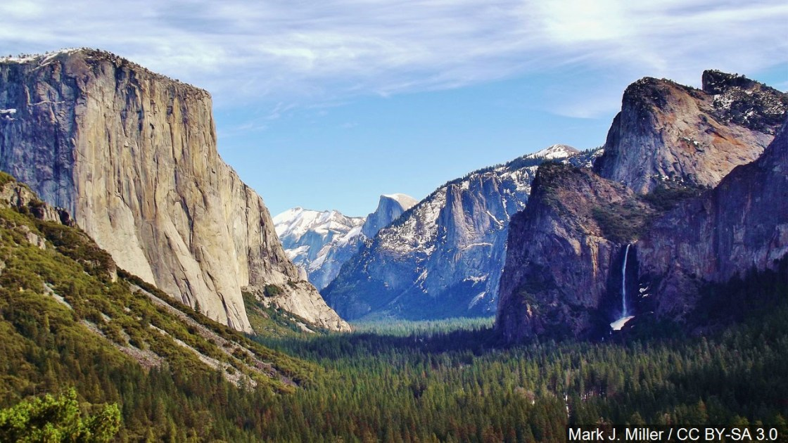 Yosemite National Park reopens with reservation system