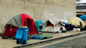 Supervisors OK Contract with Firm to Secure Homeless Shelter Sites