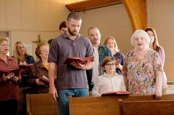 """Oscar-Nominee June Squibb Talks to Manny the Movie Guy about """"Palmer"""""""