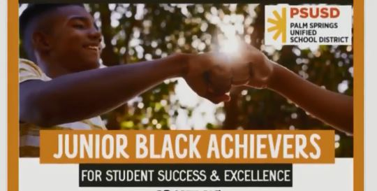 PSUSD's Junior Black Achiever Advocates