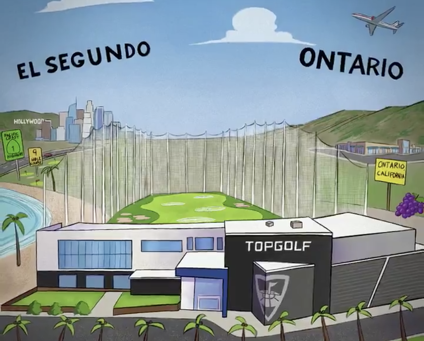 Two Topgolf locations coming to Southern California