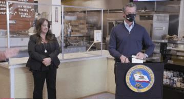 Gov. Newsom approves California coronavirus relief bill