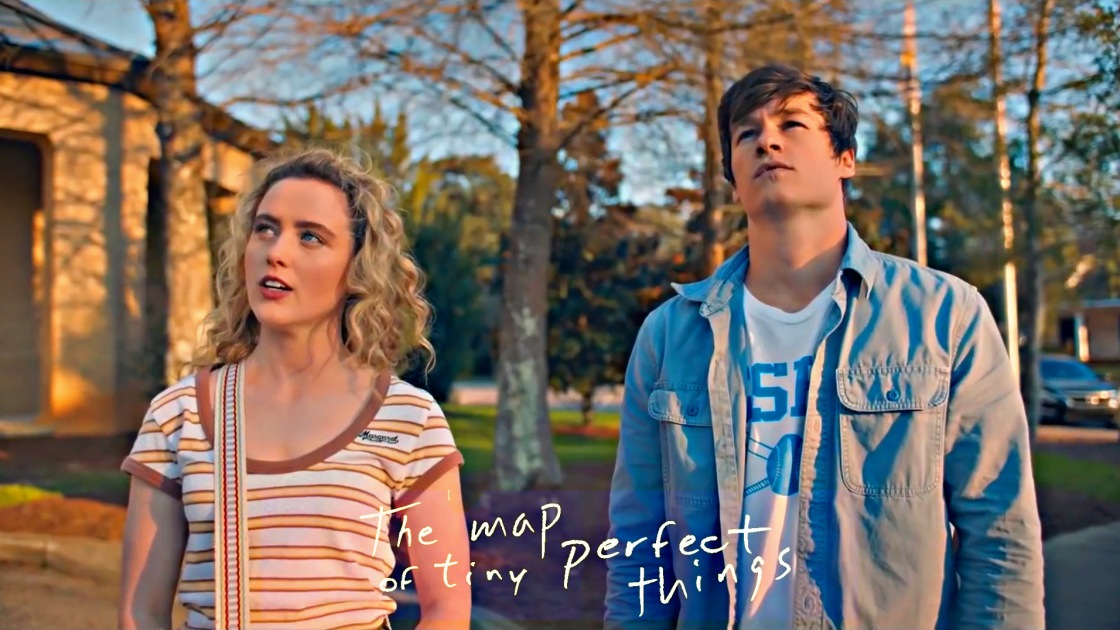 """Time Loop and Romance:  Inside the Making of """"The Map of Tiny Perfect Things"""""""