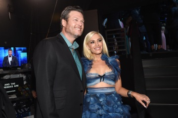 Blake Shelton 'very serious' about being a stepdad to Gwen Stefani's sons