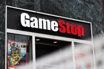 GameStop shares surge more than 100%