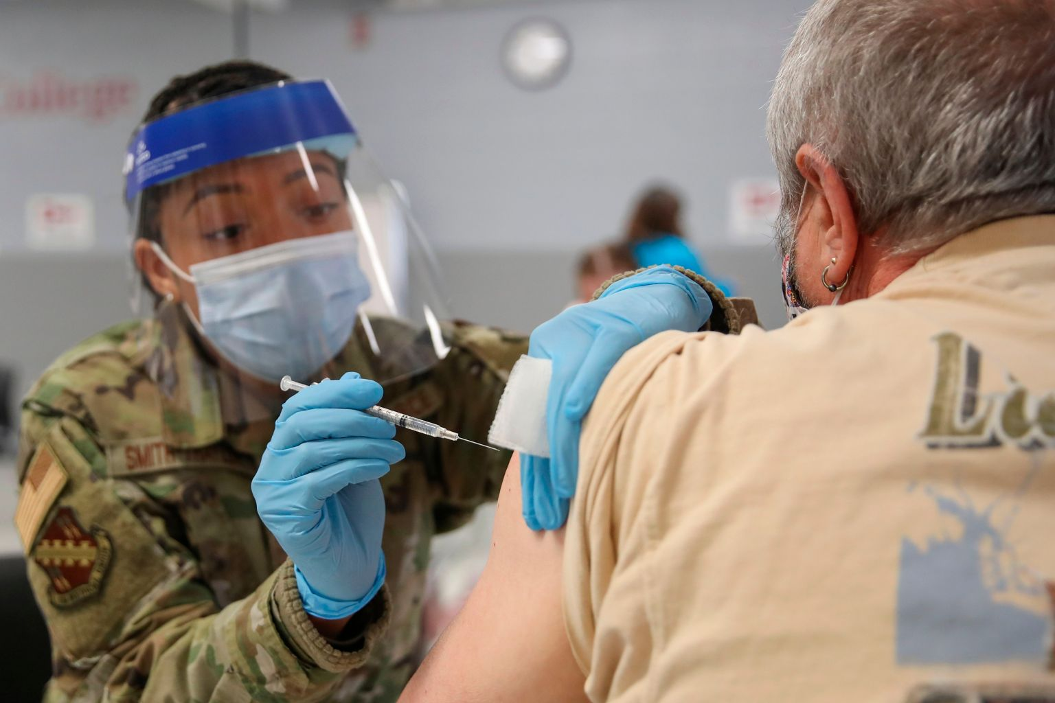 Vaccine Hesitancy; Health Officials Stress Importance Of Options