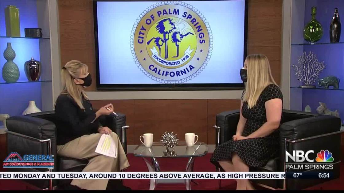 NBCares Silver Linings: Palm Springs COVID19 Business Relief Grants