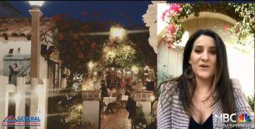 NBCares Silver Linings: Pay It Circle Waitress $2021 Tip
