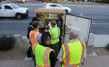 Coachella Valley Traffic Light Synchronization Project Nears Start