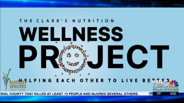 NBCares Silver Lining Clark's Nutrition Wellness Project