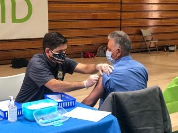 DHD, Rite Aid, Congressman Ruiz Host East Valley Mobile COVID-19 Vaccination Clinic