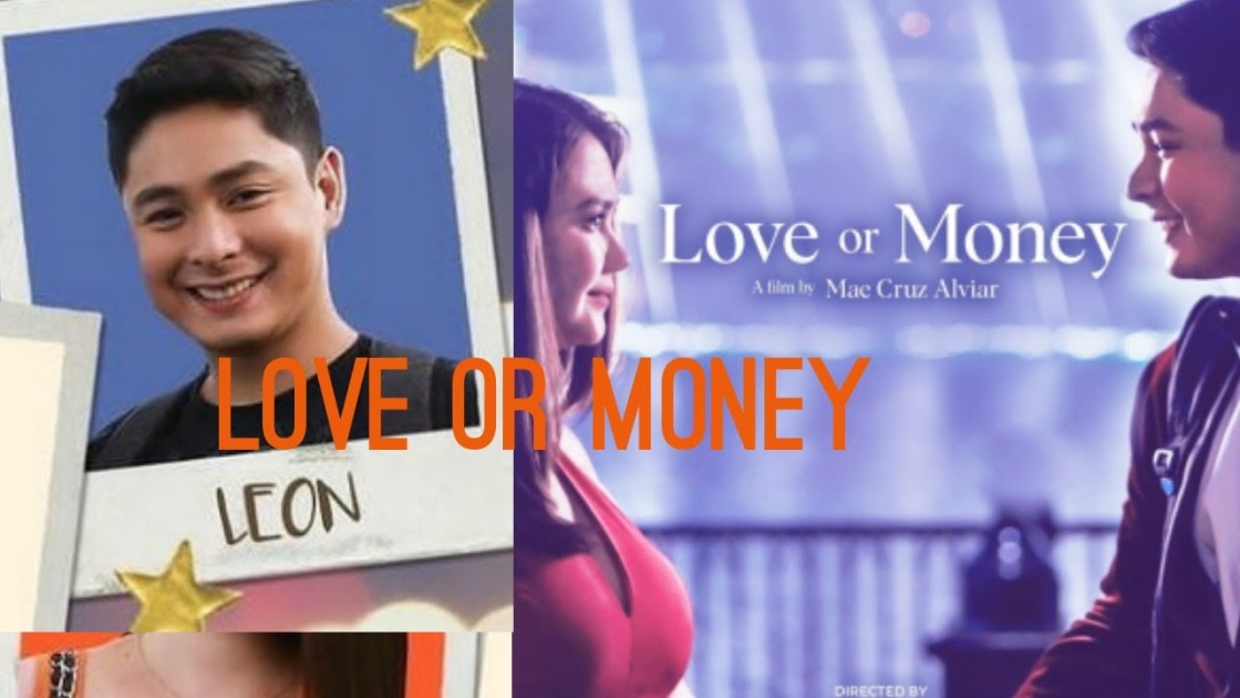 "Manny the Movie Guy Reviews New Filipino Romantic Comedy ""Love or Money"""
