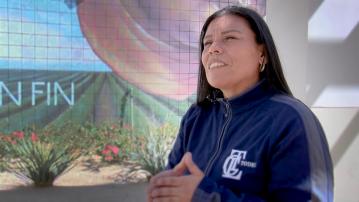 Women's History Highlight: Luz Gallegos