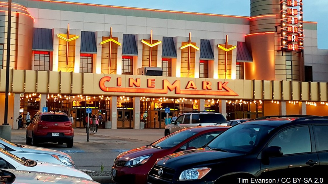 Cinemark at The River in Rancho Mirage reopening Friday