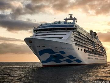 Princess Cruises Cancels Voyages Through June 30