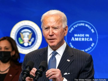 President Biden directs states to open vaccinations to all adults by May 1