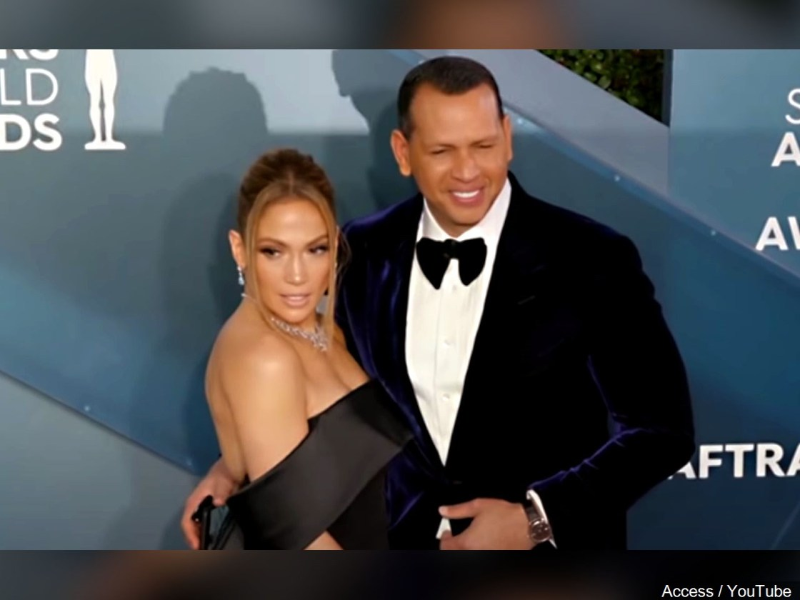 Jennifer Lopez and Alex Rodriguez split