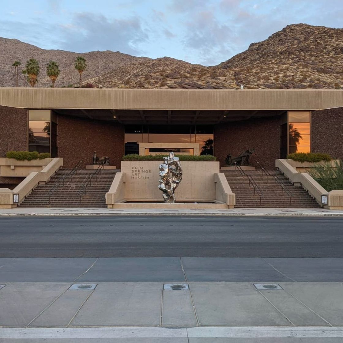 Palm Springs Art Museum Offers Free Admission Thursday Nights